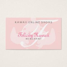 2000 kawaii business cards and kawaii business card templates kawaii shops business card colourmoves