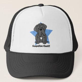 Kawaii Star Neapolitan Mastiff Trucker Hat