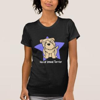 Kawaii Star Wheaten Glen of Imaal Terrier T-Shirt