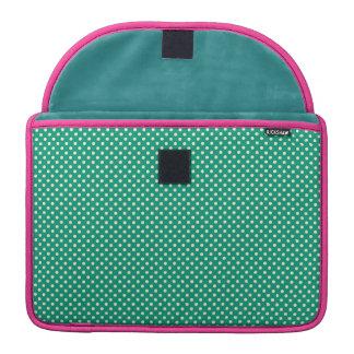 "Kawaii Sweet Cute Aqua Macbook Pro 13"" Sleeve For MacBook Pro"