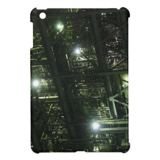 Kawasaki and Japan Nightview Kawasaki factory nigh iPad Mini Cases