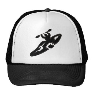 Kayak peace cap