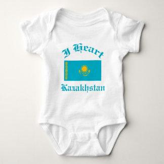 Kazakhstan Design Baby Bodysuit