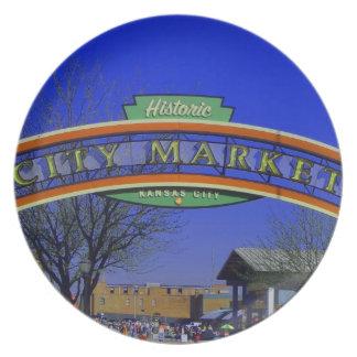 KC City Market Plate