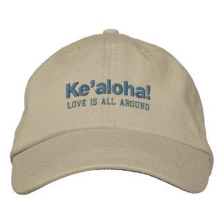 KE'ALOHA cap Embroidered Hats