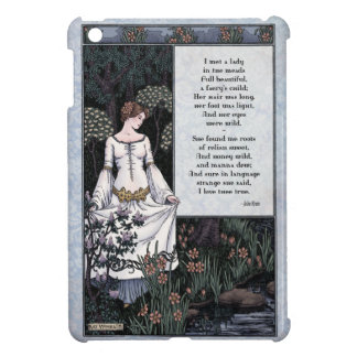 "Keats ""La Belle Dame"" iPad or iPad Mini Case"