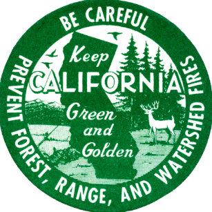 Keep California Green Gifts on Zazzle NZ