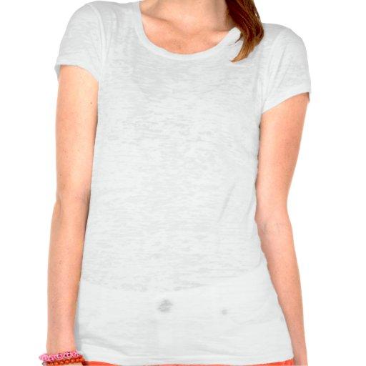 Keep Calm and focus on Foil Tee Shirt