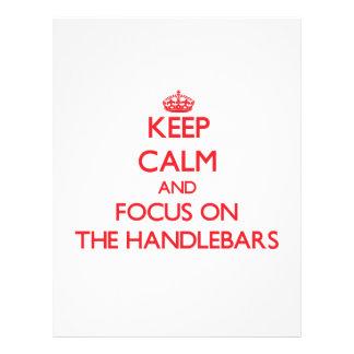 Keep Calm and focus on The Handlebars Flyers