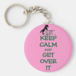 Keep Calm and Get Over It Horse