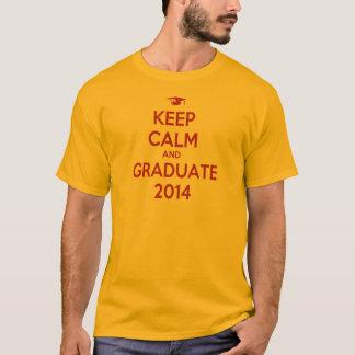 Keep Calm and Graduate 2014 T-Shirt