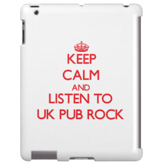 Keep calm and listen to UK PUB ROCK
