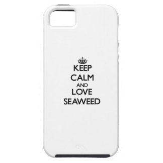 Keep calm and love Seaweed iPhone 5 Cover
