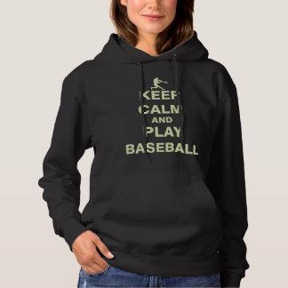 Keep Calm and Play Baseball Tshirts