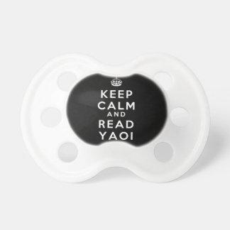 Keep Calm and Read Yaoi Dummy