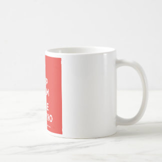 Keep Calm and Save Fostino Coffee Mug