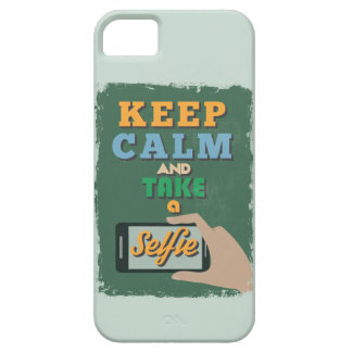 Keep Calm and Take a Selfie. iPhone 5 Cover