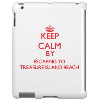 Keep calm by escaping to Treasure Island Beach Flo