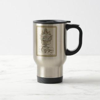 Keep Calm & Drink Coffee - Fashion Trendy Chic Art Coffee Mugs