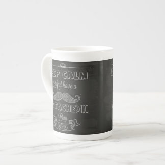 Keep Calm Happy Father's Day Porcelain Mugs