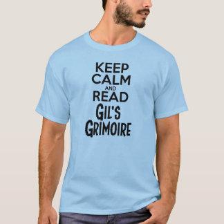 Keep Calm & READ GIL T-Shirt
