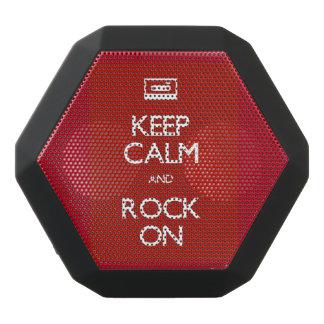Keep Calm & Rock On Bluetooth Speaker