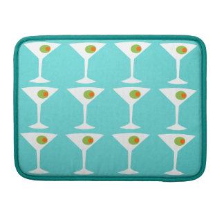 Keep Em Coming Martini MacBook Pro Sleeve