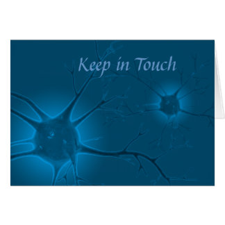 Keep in Touch card