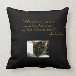 Keep Me In Your Heart Pillow
