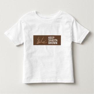 Keep Shasta Brown Toddler Style Shirt