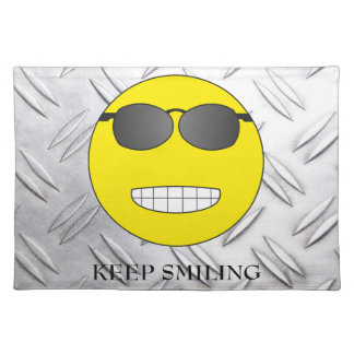 Keep Smiling Placemat