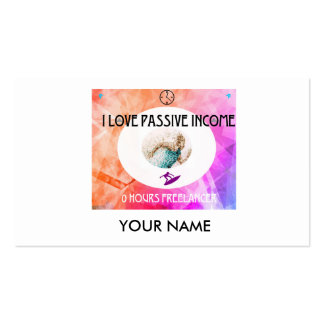 KEEP THESE CARDS IN YOUR WALLET ALL THE TIME! PACK OF STANDARD BUSINESS CARDS