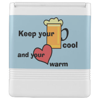 keep your bear cool icebox chilly bin