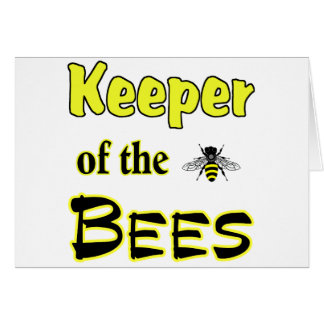 keeper of the bees dark card