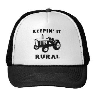 Keepin' It Rural Cap