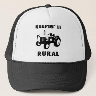 Keepin' It Rural Trucker Hat