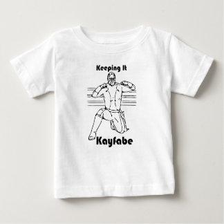 Keeping It Kayfabe Baby T-Shirt