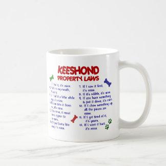 KEESHOND PL2 COFFEE MUG
