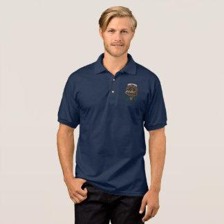 Keith Clan Badge Adult Polo Shirt
