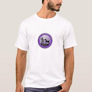 Keith Equestrian Center. T Shirt. Logo Front T-Shirt