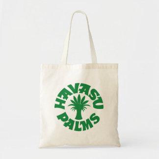 Kelly Green  Havasu Palms Logo Bag