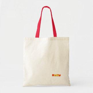Kelly's tote bag