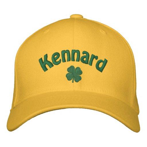 Kennard - Four Leaf Clover Baseball Cap
