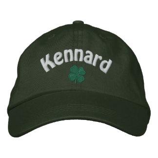 Kennard - Four Leaf Clover Embroidered Hat
