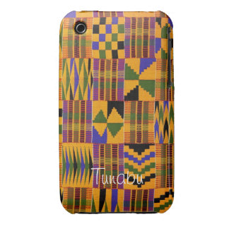 Kente Cloth Cover for iPhone 3G iPhone 3 Cover