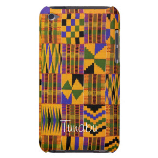 Kente Cloth Cover for Samsung Galaxy S3 iPod Touch Case-Mate Case