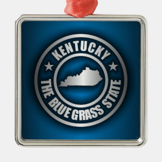 """Kentucky Steel (Blue)"" Christmas Ornament"