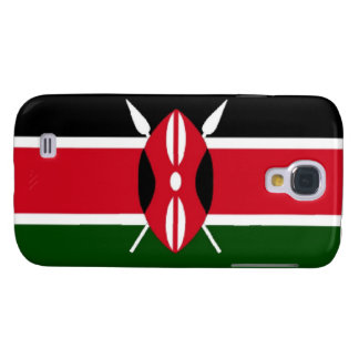 Kenya Flag Galaxy S4 Case