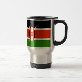 Kenya Flag Coffee Mug