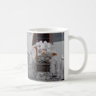 Kepler space telescope coffee mug